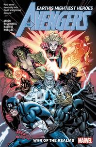 [해외]Avengers by Jason Aaron Vol. 4