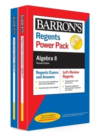 [해외]Regents Algebra II Power Pack Revised Edition