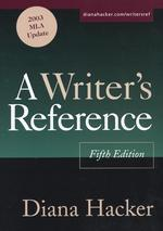 Writer's Reference 5/E