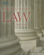 Introduction to Law, 4/e