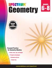 Spectrum Geometry(Grades6-8)(Paperback)
