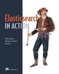 [해외]Elasticsearch in Action (Paperback)
