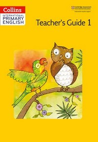 [해외]Collins International Primary English Teacher's Book 1 (Spiral)