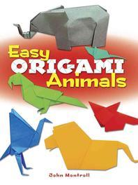 [해외]Easy Origami Animals