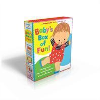 Baby's Box of Fun: A Karen Katz Lift-The-Flap Gift Set