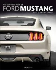 [해외]The Complete Book of Ford Mustang