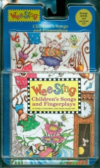 Wee Sing Children's Songs And Fingerplays (Book+CD)