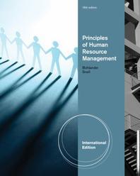Principles of Human Resource Management (Paperback)