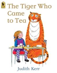 [해외]The Tiger Who Came to Tea (Paperback)