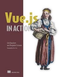 [해외]Vue.Js in Action (Paperback)