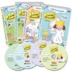 LITTLE PRINCESS(리틀 프린세스)(DVD 4장)(전4권)