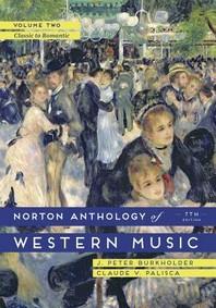 Norton Anthology of Western Music, Volume Two
