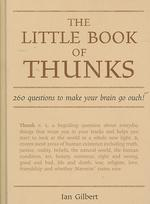 [해외]The Little Book of Thunks (Hardcover)