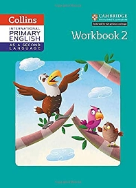 [해외]Cambridge Primary English as a Second Language Workbook