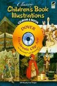 Classic Children's Book Illustrations CD-ROM and Book