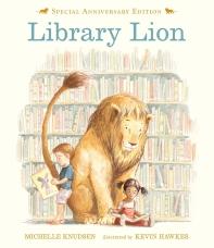 [해외]Library Lion (Hardcover)