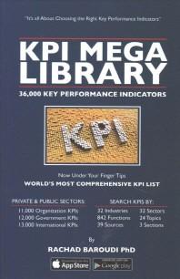 [해외]KPI Mega Library (Paperback)