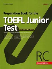 TOEFL Junior Test RC: Intermediate(Preparation Book for the)