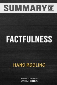 [해외]Summary of Factfulness