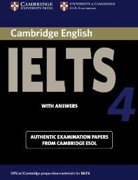 Cambridge IELTS 4 : Student's Book with Answers (Paperback)(Paperback)
