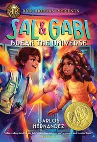 [해외]Sal and Gabi Break the Universe