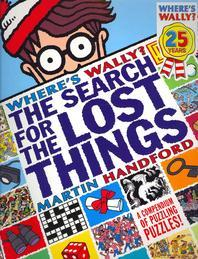 Where's Wally? : The Search for the Lost Things : 월리를 찾아라