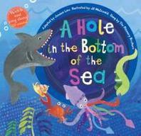 [해외]A Hole in the Bottom of the Sea [with Audio CD] [With Audio CD]