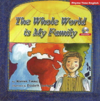 The Whole World is My Family(CD1장포함)(Rhyme English)