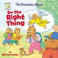 [해외]The Berenstain Bears Do the Right Thing