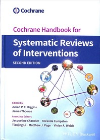 [해외]Cochrane Handbook for Systematic Reviews of Interventions