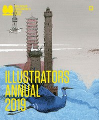 [해외]Illustrators Annual 2019