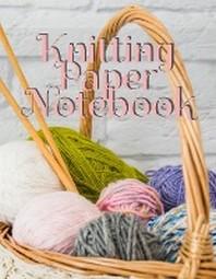 [해외]Knitting Paper Notebook (Paperback)