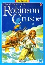 Robinson Crusoe(CD1장포함)(Usborne Young Reading 2-17)(Paperback)