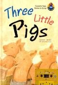 Three Little Pigs(Tape포함)스토리북스2