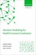 [해외]Decision Modelling for Health Economic Evaluation