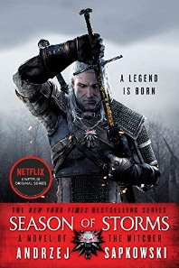 Season of Storms ( Witcher #6 )