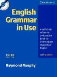 English Grammar in Use With Answers 3/E(CD-ROM 포함)
