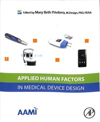 [해외]Applied Human Factors in Medical Device Design