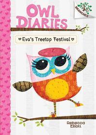 [해외]Eva's Treetop Festival (Library Binding)