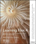 [해외]Learning Flex 4 (Paperback)