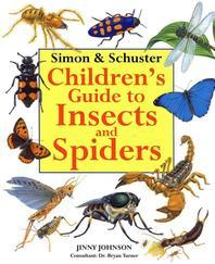 [해외]Simon & Schuster Children's Guide to Insects and Spiders (Hardcover)