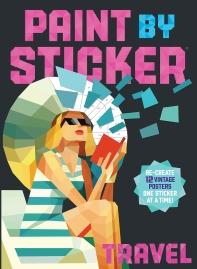Paint by Sticker: Travel (스티커 아트북 - 여행)