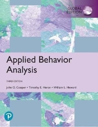[해외]Applied Behavior Analysis, Global Edition
