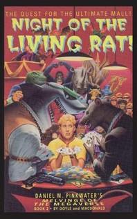 Night of the Living Rat!