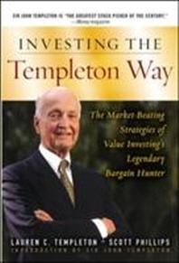 [해외]Investing the Templeton Way (Hardcover)