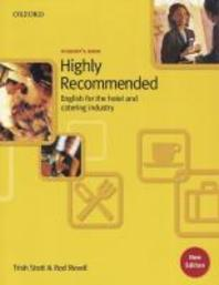 Highly Recommended : English for the Hotel And Catering Industry