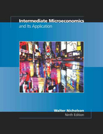 Intermediate Microeconomics and Its Application 9E