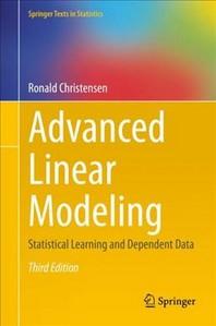 [해외]Advanced Linear Modeling
