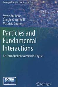 [해외]Particles and Fundamental Interactions (Paperback)