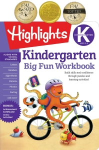 [해외]Kindergarten Big Fun Workbook